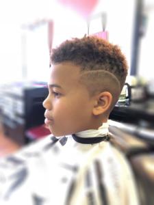 Mr. Cuts Everett Barbershop - Haircut