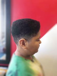 Mr. Cuts Everett Barbershop - Teen haircut